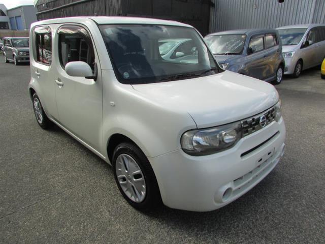 Motors Cars & Parts Cars : 2009 Nissan Cube 1.5 Camchain, Petrol Saver