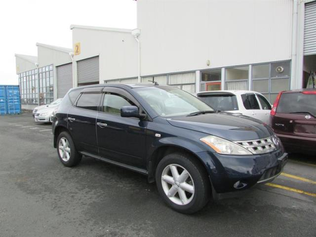 Motors Cars & Parts Cars : 2004 Nissan Murano 3.5 V6 LOW KM BRAND NEW TYRES