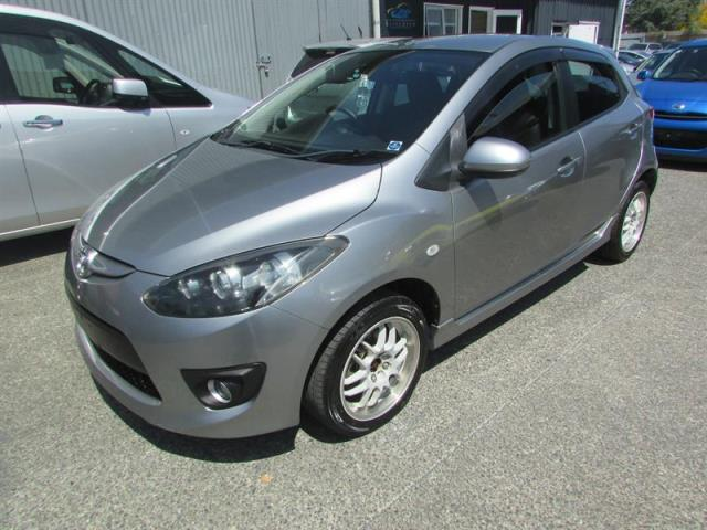 Motors Cars & Parts Cars : 2010 Mazda Demio Sport 1.5 CAMCHAIN 5 SPEED MANUAL