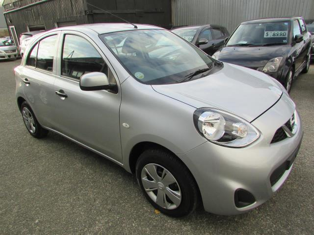 Motors Cars & Parts Cars : 2015 Nissan March 1.2 Super low km Camchain tidy car