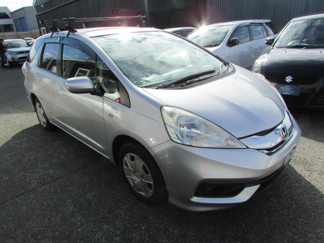 Motors Cars & Parts Cars : 2015 Honda Fit Shuttle 1.3L Cam Chain Hybrid, Remote Key, Black Interior Fit Shuttle