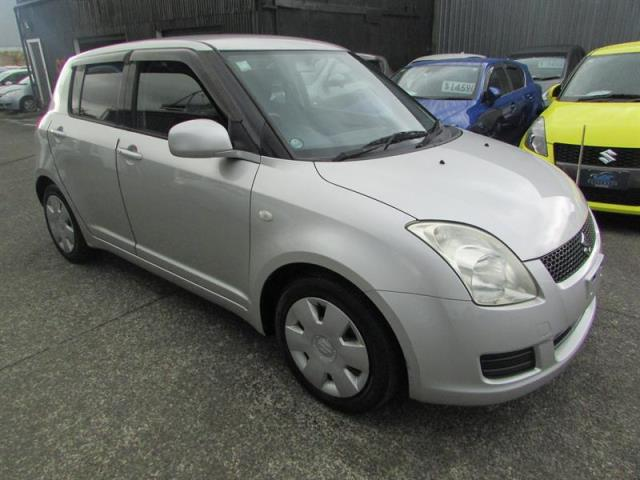 Motors Cars & Parts Cars : 2008 Suzuki Swift 1.3L 5 Speed manual, Camchain