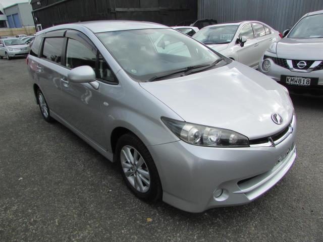 Motors Cars & Parts Cars : 2009 Toyota Wish S 1.8S Paddel shift Reverse camera Alloywheels