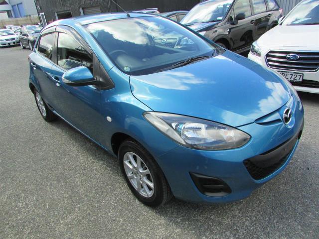 Motors Cars & Parts Cars : 2011 Mazda Demio Skyactive I-stop Alloywheels camchain engine
