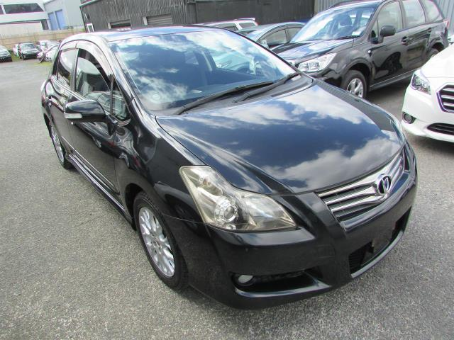 Motors Cars & Parts Cars : 2007 Toyota Blade 2.4G Black half leather 9 SRS Airbags