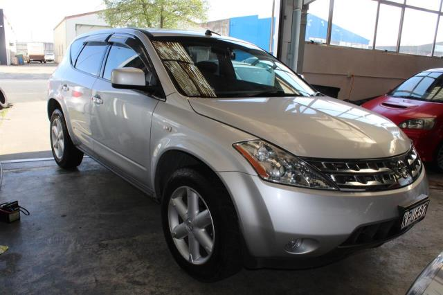 Motors Cars & Parts Cars : 2008 Nissan Murano 2.5 Camchain 4 speed auto ,BOSE Sounds ,Alarm