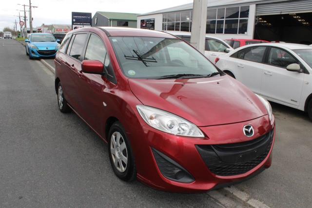 Motors Cars & Parts Cars : 2017 Mazda Premacy Eletrical door Reverse camera black trim interior