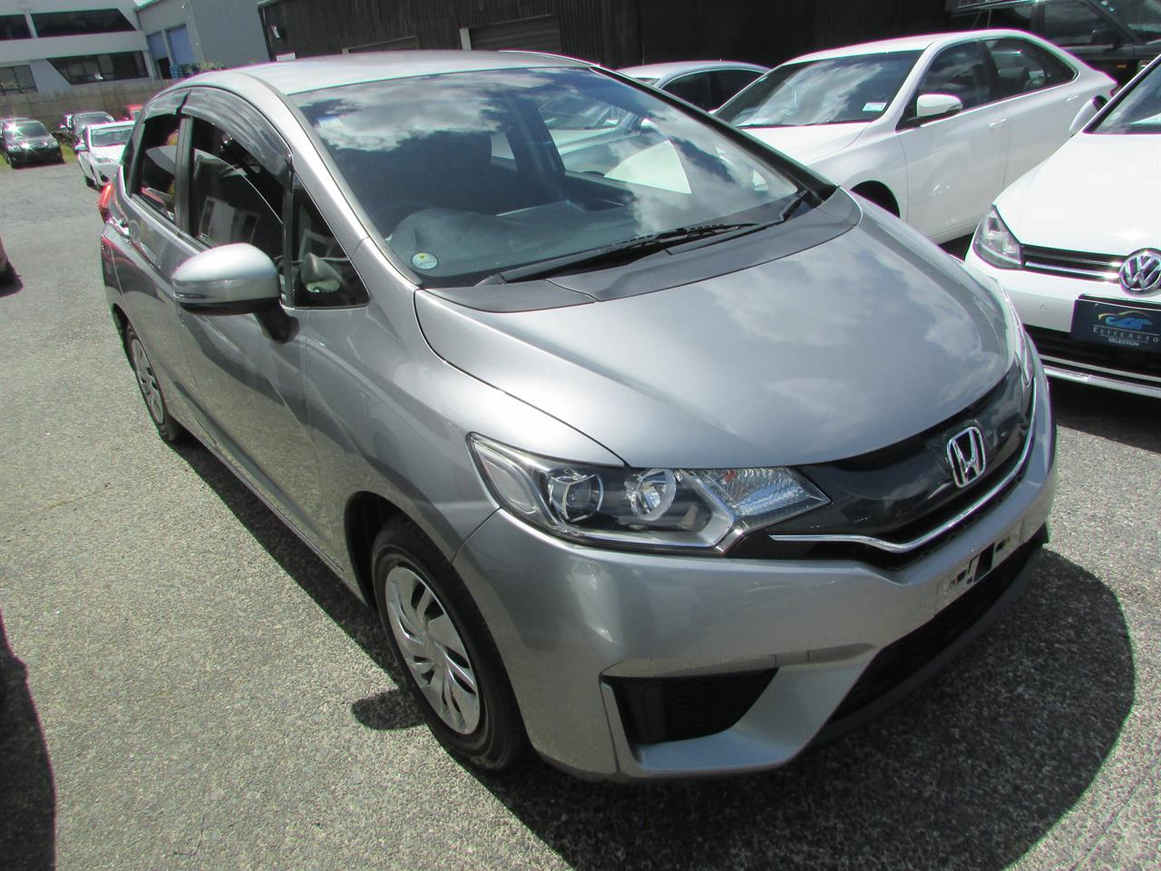 Motors Cars & Parts Cars : 2013 Honda Fit 1.3 VTEC CAMCHAIN REVERSE CAMERA