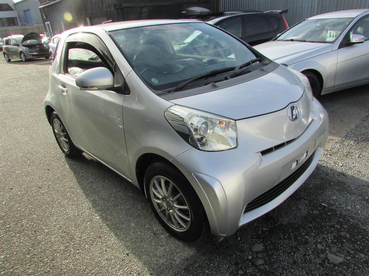 Motors Cars & parts Cars : 2008 Toyota IQ 4 Seats Smart Looking ECO DRIVING MODE NICE CAR