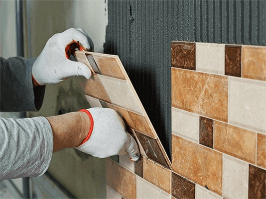 Services Building & renovation Building & construction : Tile Installation in Auckland