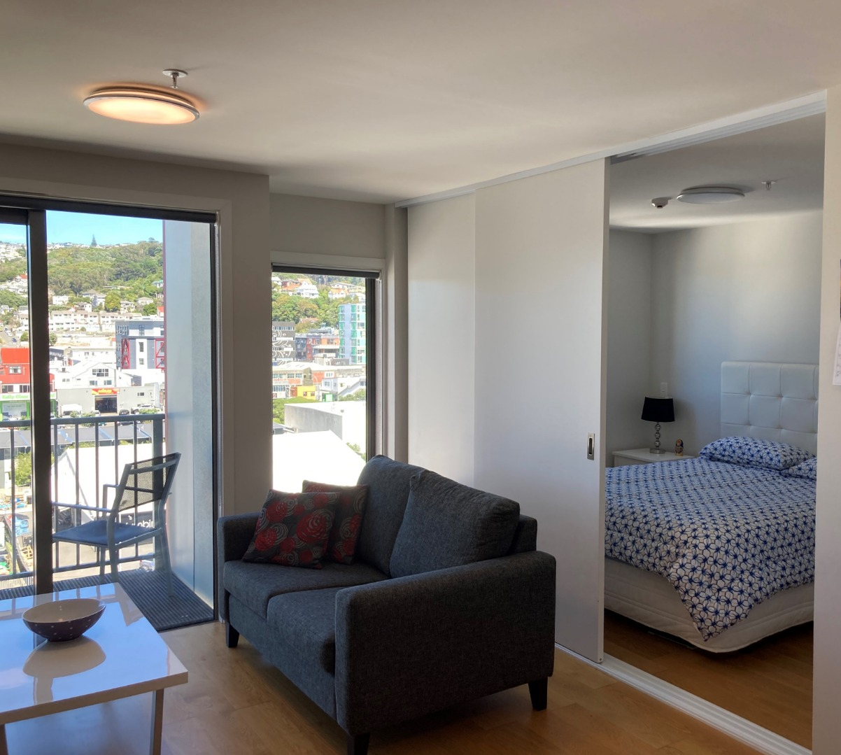 Real Estate For Rent Houses & Apartments : Modern 1 bedroom apartment - Furnished, Wellington