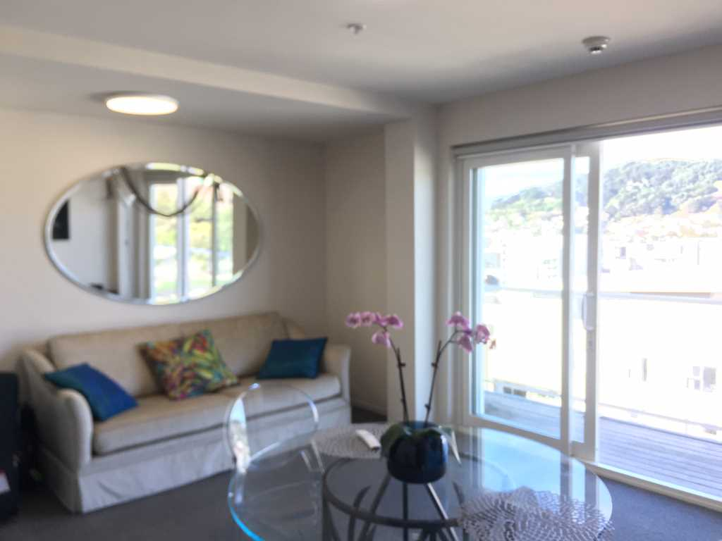 Real Estate For Rent Houses & Apartments : Views over the City - Unfurnished 1 bedroom apartment, Wellington