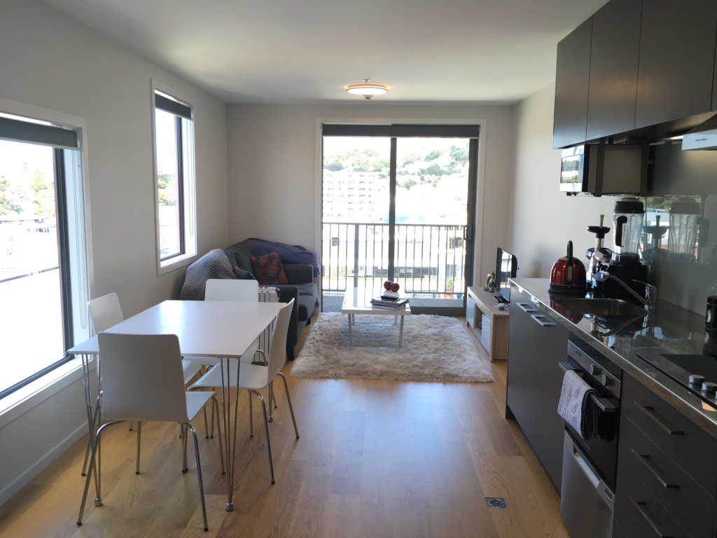 Real Estate For Rent Houses & Apartments : Modern Studio Bedroom Apartment, Wellington