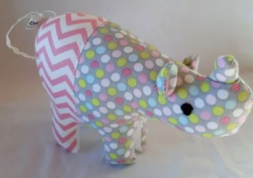 Baby & toys Toys & games Soft toys : Handmade Cuddle Toys, Soft Toys, Rhino, Stuffed Toy, Soft Toy Rhino