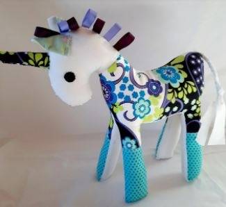 Baby & toys Toys & games Soft toys : Handmade Cuddle Toys, Soft Toys, Unicorn, Soft Unicorn, Stuffed Toy