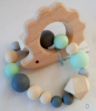 Baby & toys Baby Accessories : TEETHER RING, BABY TEETHER, HANDMADE TEETHING TOY