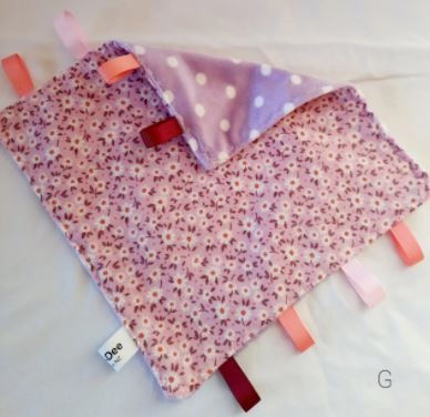 Baby & toys Toys & games Soft toys : MINKY TAGGY CUDDLY, MINKY BABY BLANKET, BABY TOY, BABY COMFORTER